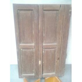 Antiguedad Postigon, 1.07x72. Original ,cedro Macizo