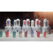 Muestrarios Anillo(gelish,bissu,morgan Taylor,organic,color)
