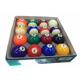 Bolas De Billar Marca Billard Ball Set X 16 De Alto Impacto