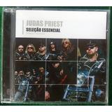 Cd Judas Priest Seleção Essencial Frete Grátis
