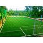 Malla Nylon Para Cancha De Futbol Y Deportivo
