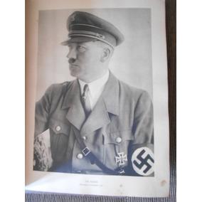 Álbum Figurinhas 2ª Guerra Hitler Deutschland Wehrmacht 1933