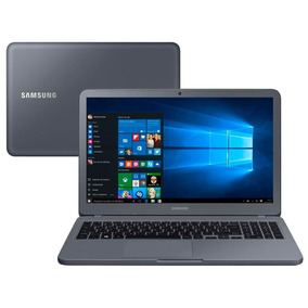 Notebook Samsung Essentials E30 15.6/4gb/1tb/core I3/win 10