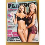 Revista Playboy Helô Pinheiro E Ticiane Pinheiro 2003 Nº333