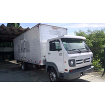 Vw 9.150 Ano 2011 Delivery Baú 6,20 M