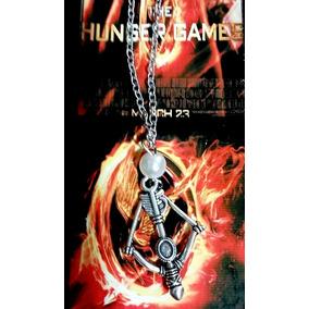 Collar Hunger Games Juegos Del Hambre Sinsajo