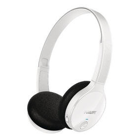 Philips Audifonos Bluetooth Shb4000wt Blanco