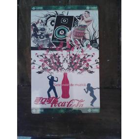 Rompecabezas De Tarjetas De Coca Cola De Telefono De 11 X 17