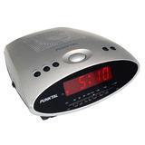 Radio Reloj Despertador Digital Punktal Programable Pkcr3 Ff