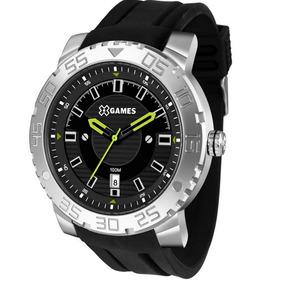 Relógio Masculino Prova D´água X-games Grande Xmsp1010