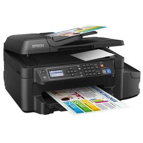 Impressora Epson L655 Multifuncional 4x1 Wifi Tinta A4