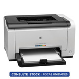 Impresora Hp Laserjet Pro Color Cp1025 Districomp