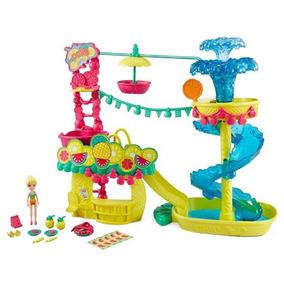 Nova Polly 2017 Parque Aquáticos Dos Abacaxis Mattel