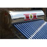 Calentador Solar 18 Tubos De 4 A 6 Personas C/instalacion!!!