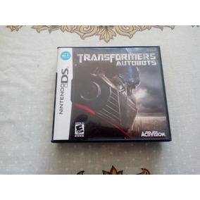 Transformers Autobots Nintendo Ds 3ds 2ds