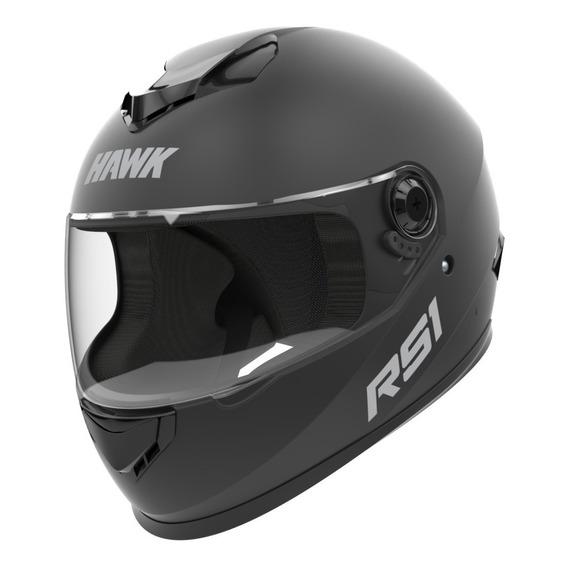 Casco Integral Moto Hawk Rs1  Pista Visor 2019 Devotobikes