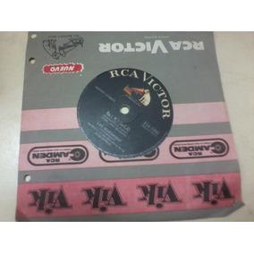 Disco Simple Vintage Rca 31a1080 Los Iracundos En La Plata