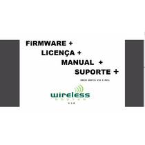Firmware Wireless Router V2.0 + Licença + Manual (rtl8186)