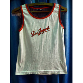 Remera Musculosa Lee Talle S