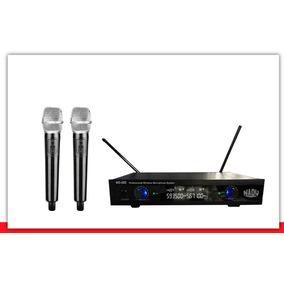 Microfono Nady Nd-202 Inalámbrico