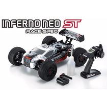 Automodelo Kyosho Truggy Inferno Neo St Motor 25 Lançamento