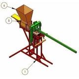 Projeto Máquina Prensa Manual Tijolo Ecológico Fácil Fazer K