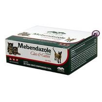 Mebendazole Oral Cães E Gatos (150 Comp.) - Vetnil