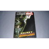 Comic Biblioteca Marvel Secret Invasion *en Español*