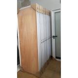 Puerta Placa - Cedrillo - M/aluminio