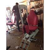 Cadeira Adutora E Abdutora Conjugada Swiso Fitness