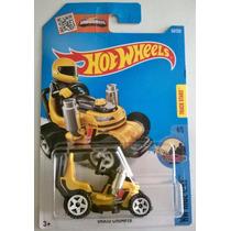 Hot Wheels - Grass Chomper - Go Kart Carreras