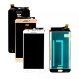 Tela Display Lcd Touch Galaxy J7 Prime G610m 5.5 Pol C/ajust