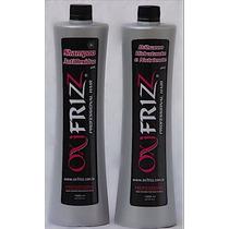 Oxi Frizz Escova Progressiva 2x1 Litro Liso 100%