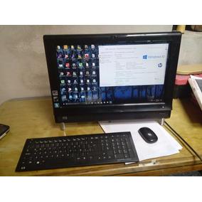 Computadora Touch Hp 20 Todo En Unoteclado Mause Inalambric