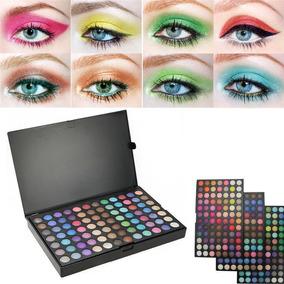 Paleta Profecional De Sombras 252 Colores Maquillaje Oferta
