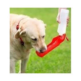 Botella Agua Portatil Para Perros/gatos 450ml Envio Gratis