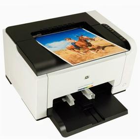 Impresora Laser Color Laserjet Cp1025nw