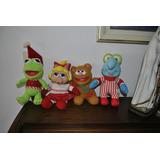 Colección De Muñecos Muppets De Mc Donalds Original