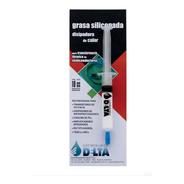 Delta Grasa Siliconada Disipadora Termica Jeringa 10c Cooler