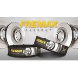 Kit X 2 Discos De Freno Para Vw Fox Suran 256mm Llanta 15