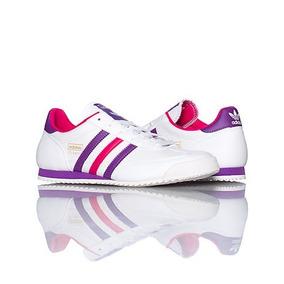 Zapatos Calzado Deportivo Dama adidas Dragon J Original 100%