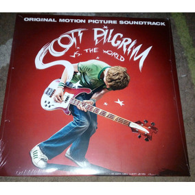 Scott Pilgrim Vs The World (vinilo, Lp, Vinil, Vinyl)