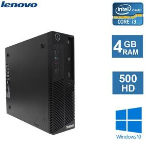 Computador Lenovo M90 Core I3 4gb 500hd