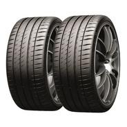 Par Pneu Michelin 315/30 Zr21 105y Pilot Sport 4 Acoustic No