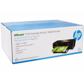 Impresora Doble Carta De Tinta A Color Hp Officejet 7110