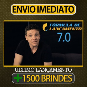 Formula De Lancamento 7.0 2018 Erico Rocha + 1500 Brindes