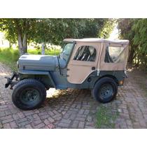Jeep Willys Minguerra 1954