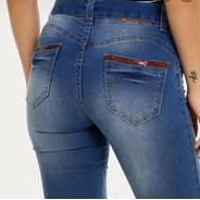 Calça Biotipo Jeans Feminina Cal Fit Ref.25596