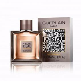 Perfume Guerlain L´homme Ideal Edp 100ml Totalmente Original
