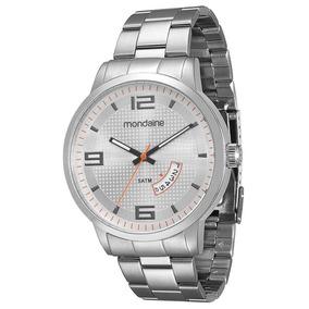 1e6e4093509 Relógio Mondaine Masculino Urbano. - Relógios no Mercado Livre Brasil